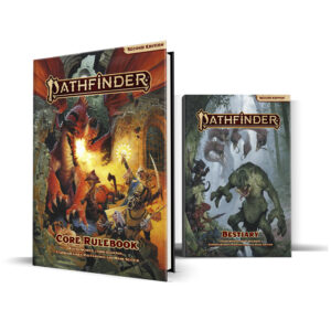 Pathfinder – 2da Edición – Set Basic Rules y Bestiary